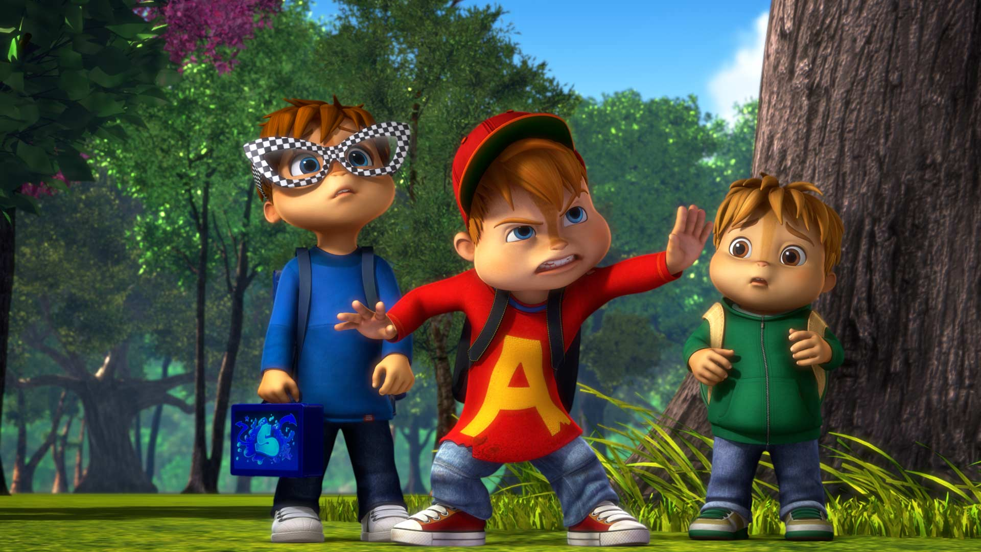 Alvin And The Chipmunks 3 Images alvinnn !!! agus na chipmunks | shows | cúla4 | tg4 | súil eile